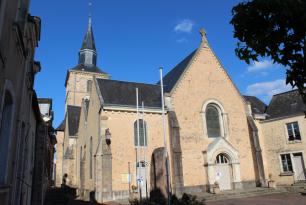 Église de Loué