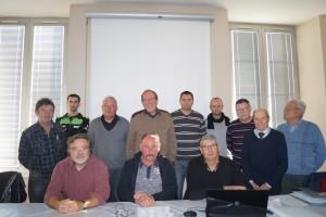 Le bureau de l'Aappma élu en novembre.